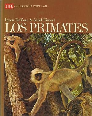 LOS PRIMATES: De Vore. Irven,