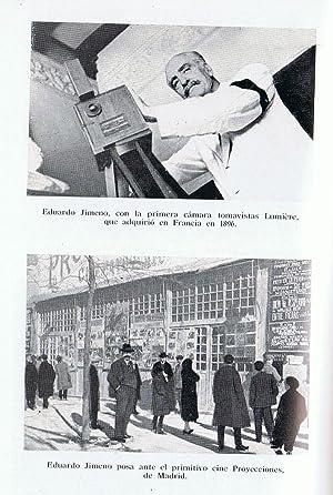 HISTORIA DEL CINE ESPAÑOL. 2 Vols: Mendez Leite, Fernando