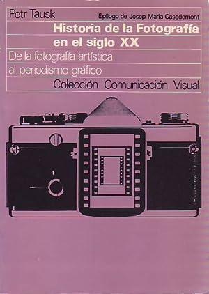 HISTORIA DE LA FOTOGRAFÍA EN EL SIGLO: Tausk, Petr