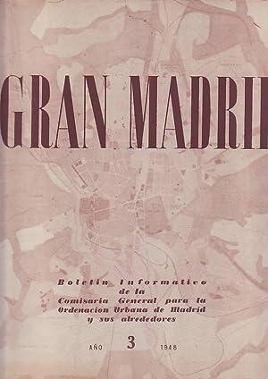 GRAN MADRID. Boletín Informativo de la Comisaria: Boletín