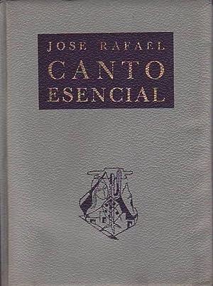 CANTO ESENCIAL: Hernández, José Rafael
