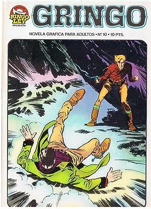 GRINGO. 22 Núms. Colección Completa. 1ª Época: Medina. Manuel, (guionista...