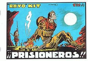 RAYO KIT. 24 Núms. Colección Completa. 1ª Época: Iranzo. G. (guionista)
