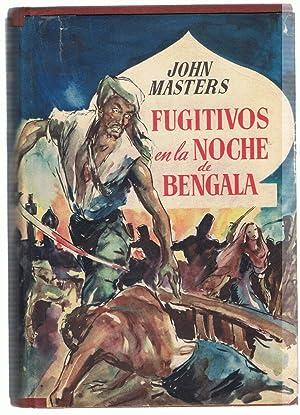 FUGITIVOS EN LA NOCHE DE BENGALA: Masters. John