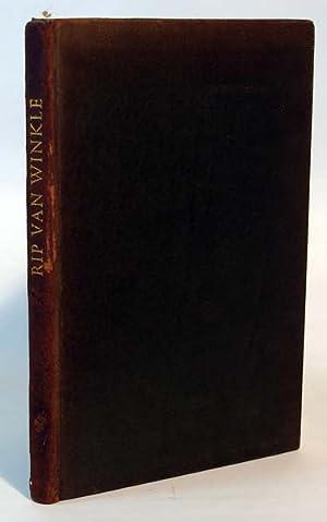 Rip Van Winkle A Posthumous Writing Of: Washingon Irving