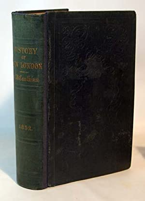 History of New London, Connecticut. From The: Frances Manwaring Caulkins