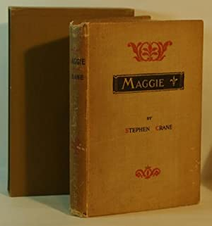 Maggie A Girl Of The Streets: Stephen Crane
