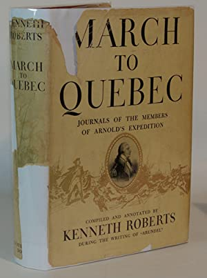 March To Quebec: Kenneth Roberts