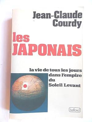 Les Japonais -La Vie De Tous Les: Courdy, Jean-Claude