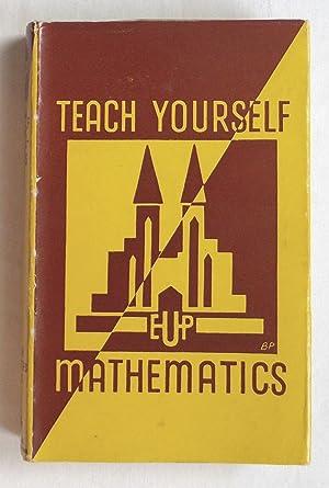 Teach Yourself Mathematics - A Book of: Davidson, John, Revised