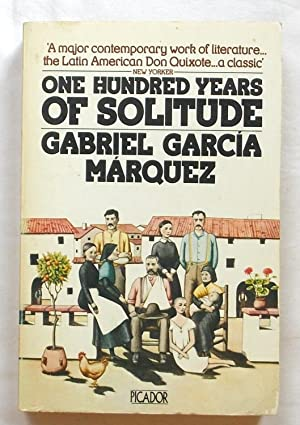One Hundred Years of Solitude: Marquez, Gabriel Garcia