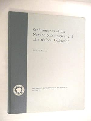Sandpaintings of the Navaho Shootingway and The: Wyman, Leland C.
