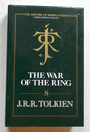 The History of Middle Earth Vol. 8: Tolkien, J. R.