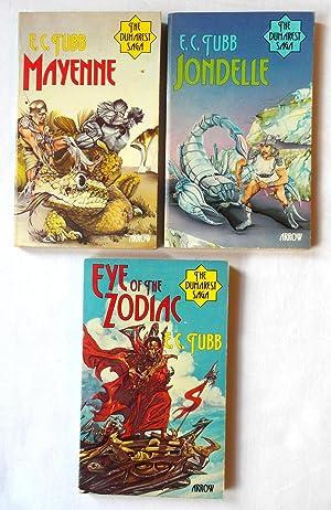 Dumarest Collection 3 Volumes: #9 Mayenne /: Tubb, E.C.