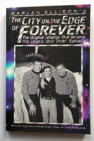 Image result for city on the edge of forever original teleplay