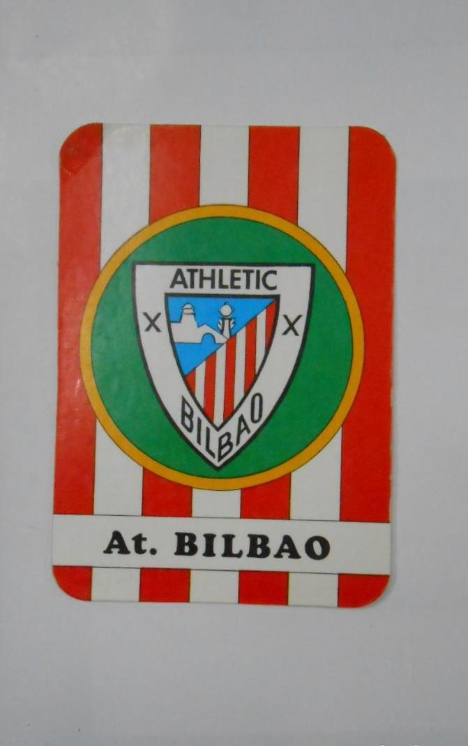 Athletic Bilbao Calendario.Calendario De Bolsillo 1984 Athletic De