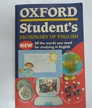 OXFORD STUDENTS STUDENT S DICTIONARY OF ENGLISH. TDK66