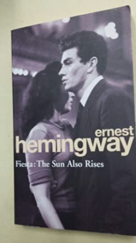 Fiesta - the sun also rises - Ernest Hemingway - tdk283