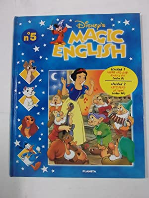 DISNEY'S MAGIC ENGLISH. TOMO Nº 5. PLANETA. TDK308