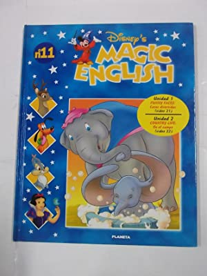 DISNEY'S MAGIC ENGLISH. TOMO Nº 11. PLANETA. TDK308