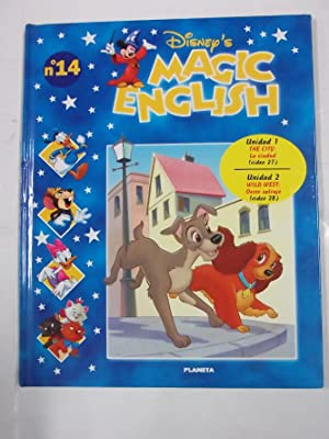 DISNEY'S MAGIC ENGLISH. TOMO Nº 14. PLANETA. TDK308