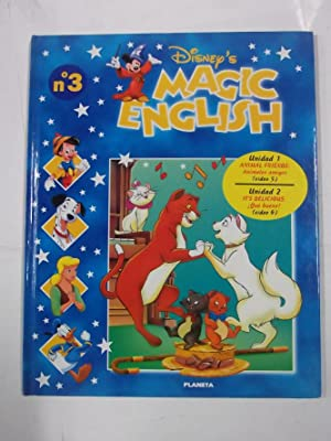 DISNEY'S MAGIC ENGLISH. TOMO Nº 3. PLANETA. TDK308