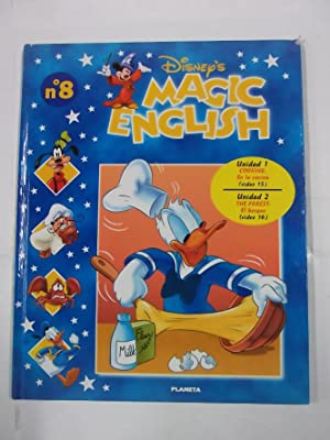 DISNEY'S MAGIC ENGLISH. TOMO Nº 8. PLANETA. TDK308