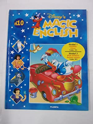 DISNEY'S MAGIC ENGLISH. TOMO Nº 10. PLANETA. TDK308