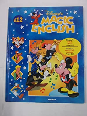 DISNEY'S MAGIC ENGLISH. TOMO Nº 12. PLANETA. TDK308