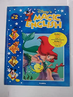 DISNEY'S MAGIC ENGLISH. TOMO Nº 2. PLANETA. TDK308