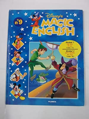 DISNEY'S MAGIC ENGLISH. TOMO Nº 9. PLANETA. TDK308