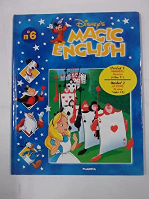 DISNEY'S MAGIC ENGLISH. TOMO Nº 6. PLANETA. TDK308