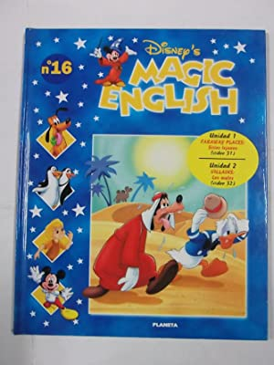 DISNEY'S MAGIC ENGLISH. TOMO Nº 16. PLANETA. TDK308