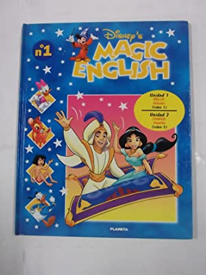 DISNEY'S MAGIC ENGLISH. TOMO Nº 1. PLANETA. TDK308