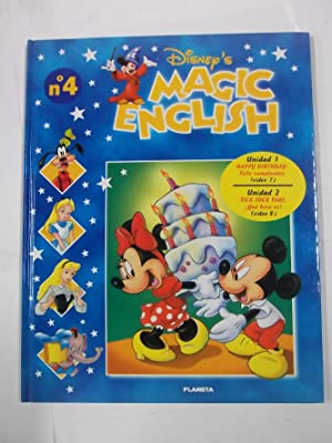 DISNEY'S MAGIC ENGLISH. TOMO Nº 4. PLANETA. TDK308