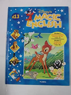 DISNEY'S MAGIC ENGLISH. TOMO Nº 13. PLANETA. TDK308