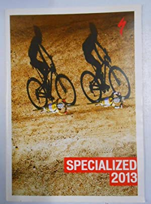 REVISTA SPECIALIZED 2013. BICICLETAS. TDKR5