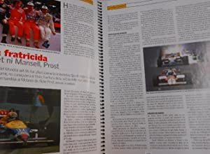 REVISTA GRAND PRIX INTERNATIONAL FORMULA 1 Nº 4, 5, 6, 7, 8, 9. ENCUADERNADAS. AÑO 2004. TDKR3