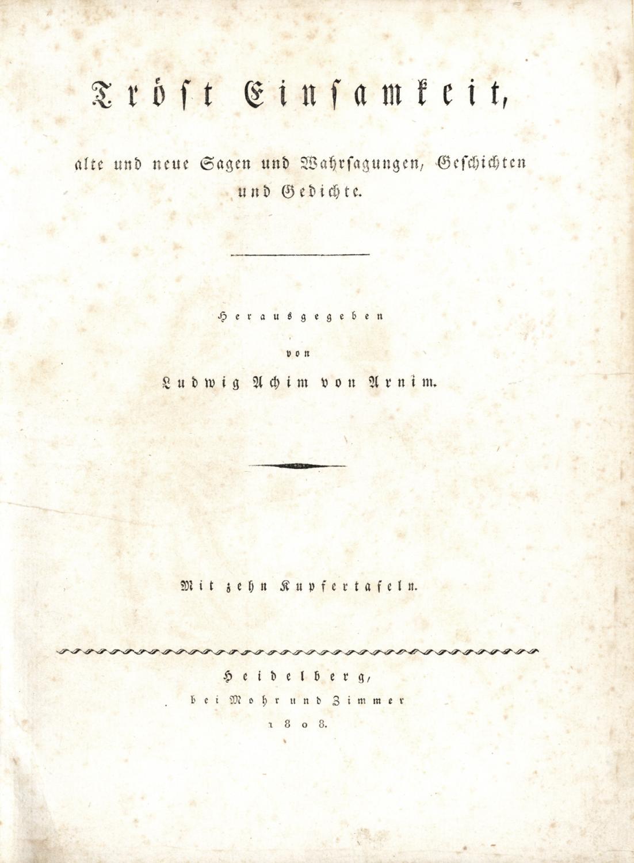 viaLibri ~ Rare Books from 1808 - Page 1
