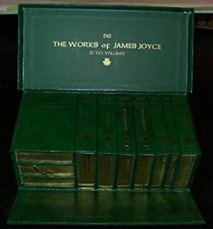 The Works Of James Joyce In Ten: James Joyce