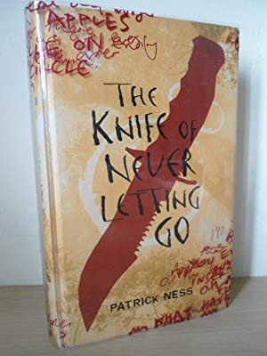 The Knife of Never Letting Go- UK: Ness, Patrick