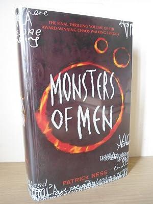 Monsters of Men- UK 1st Edition 1st: Ness, Patrick