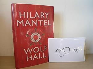 Wolf Hall- UK 1st Edition, 1st Printing: Mantel, Hilary
