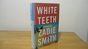 White Teeth- SIGNED- UK 1st Edition 1st: Smith, Zadie