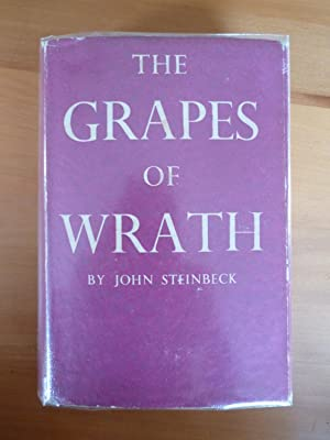 The Grapes of Wrath FIRST U.K. EDITION.: Steinbeck, John