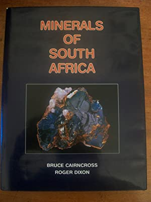 Minerals of South Africa: Cairncross, Bruce and