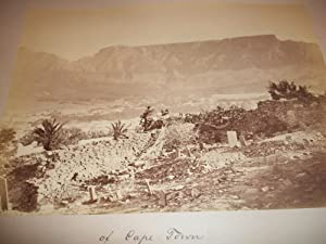 19th Century Photograph Album of Original and Unique Cape Town Scenes, including Clifton Beaches.: ...