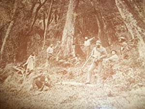 19th Century Photograph Album of Original and Unique Cape Town Scenes, including Clifton Beaches.: ...