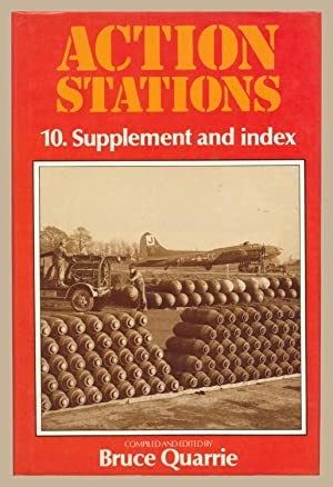 Action Stations 10. Supplement and index