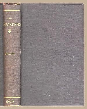 The Expositor Volume VIII: SAMUEL Cox